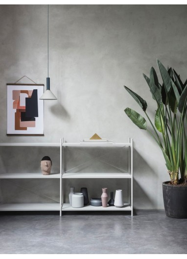 Puntual - Lateral 3 - Gris Ferm Living