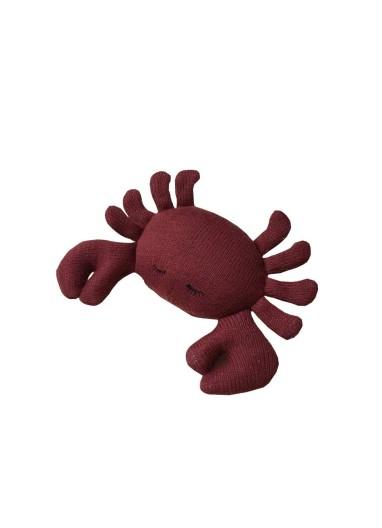 Mini Crab Rattle Konges Slojd