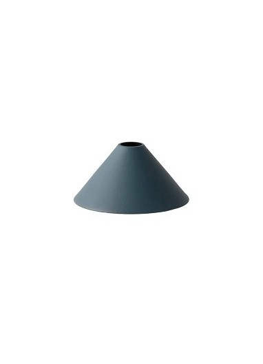 Collect - Cone Shade - Dark Blue Ferm Living
