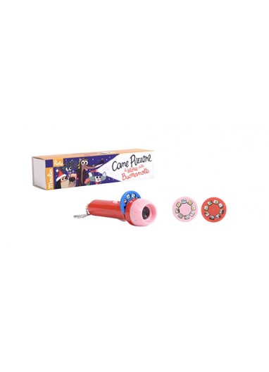 Flashlight Story Projector Chien Pourri Moulin roty