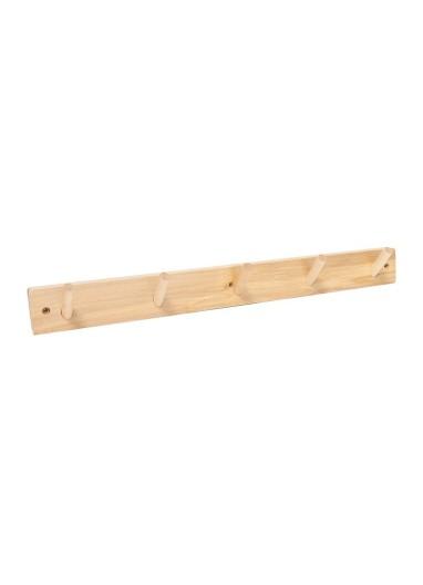 Perchero de madera 5 ganchos Petit Monkey