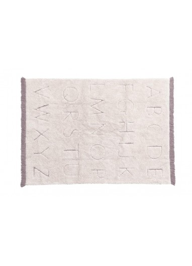 Washable Rug RugCycled ABC S Lorena Canals