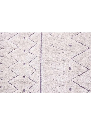 Alfombra Lavable RugCycled Azteca S Lorena Canals