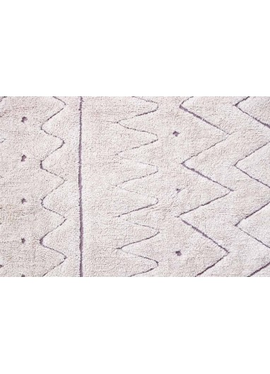 Alfombra Lavable RugCycled Azteca XS Lorena Canals