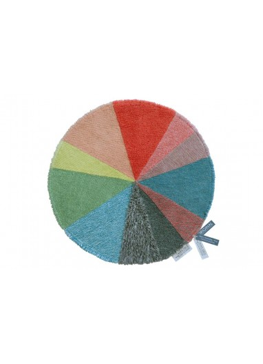 Alfombra Woolable Pie Chart Lorena Canals