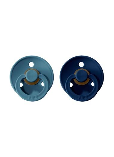 2 Pacifiers 0-6 BIBS Petrol / Deep Space