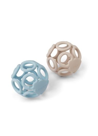 Jasmin teether ball 2 pack - Liewood