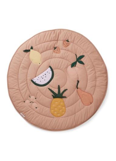 Gitta Activity Blanket Fruit Pale Tuscany - Liewood