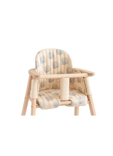 Growing Green High Chair Cushion Nobodinoz