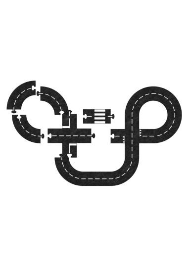 Circuito de Fieltro Sebra