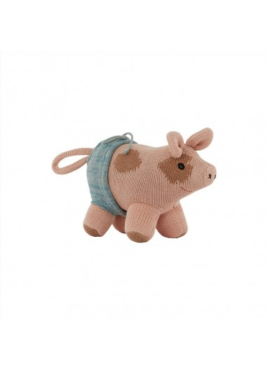 Teddy Pig Mini Hugo OYOY