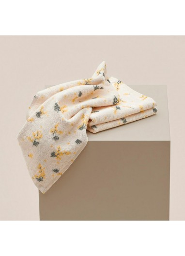 Mimosa Baby Hooded Towel Garbo and Friends