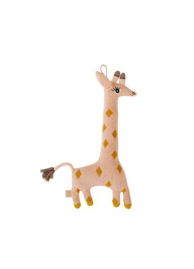 Cojín Darling Baby Guggi Giraffe Oyoy