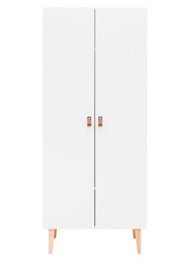 2-Doors Wardrobe Indy Bopita
