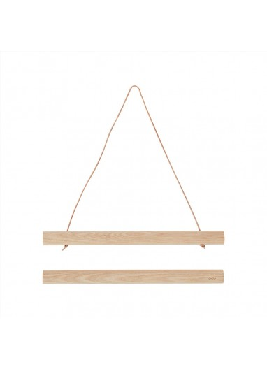 Wooden poster frame OYOY
