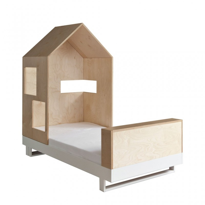 Cama junior 160x80 Roof Kutikai