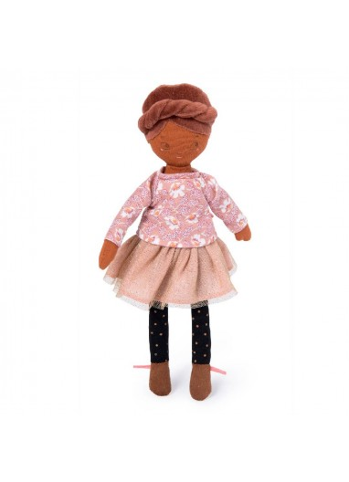 Mademoiselle Rose doll Moulin Roty