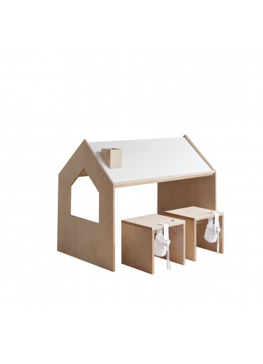 Roff House desk Kutikai