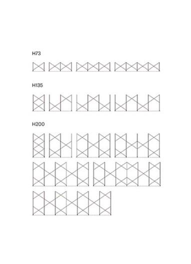 Estructura autoportante 60cm Tria 36 Mobles114