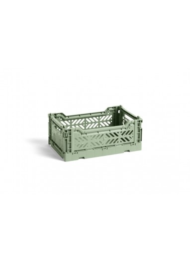 Colour Crate S Dusty Green HAY