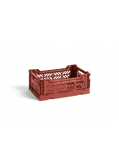 Colour Crate S Terracotta HAY