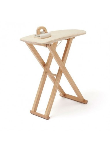 Ironing board and iron Kid's Concept