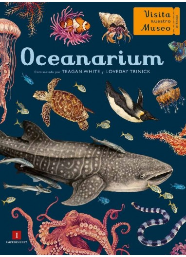 """Book """"Oceanarium"""" Impedimenta"""