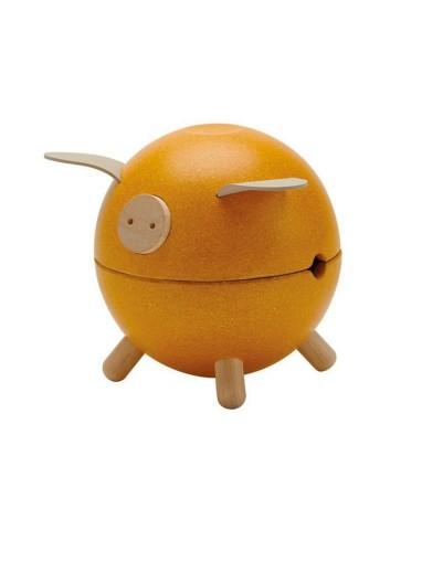 Piggy Bank-Yellow Plantoys