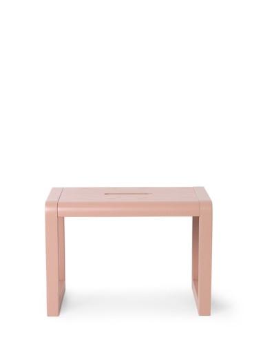 little architect stool rose Ferm Living