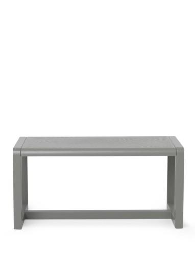 Little Architect Bench - Grey Ferm Living