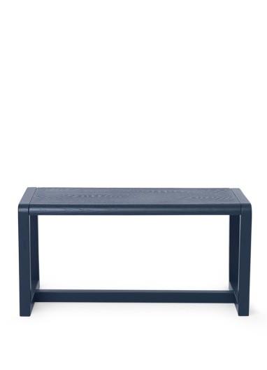 Little Architect Bench - Dark Blue Ferm Living