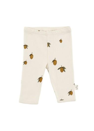 New Born Pants Lemon Konges Slojd