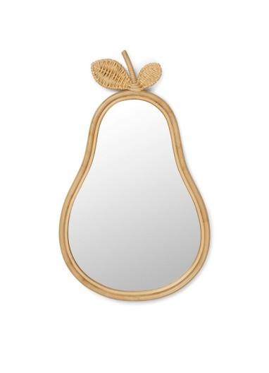 Pear Mirror Natural Ferm Living