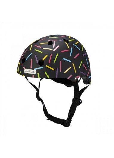Helmet Bonton Pink Banwood