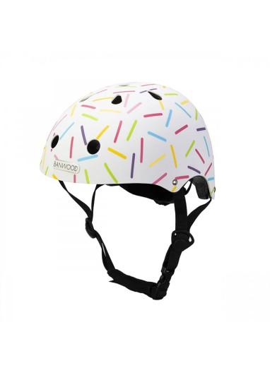 Helmet Allegra White x Marest Banwood