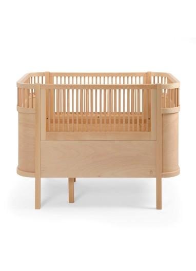 The Sebra bed Baby & jr Sebra Natural