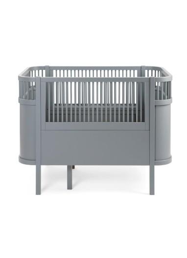 The Sebra bed Baby & jr Sebra Classic Grey