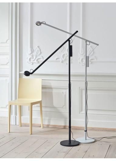 Fifty-Fifty Floor Lamp HAY