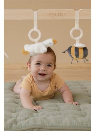 Baby Gym con Juguetes Oca Little Dutch