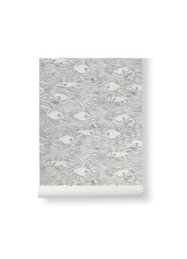 Stream Wallpaper Ferm Living