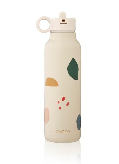 Falk Water Bottle Geometric Liewood