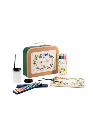 The Watercolorist's Case Moulin Roty