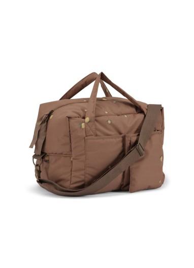 All You Need Bag Lemon Brown Konges Slojd