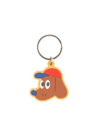 Tiny Explorer Dog Key Chain