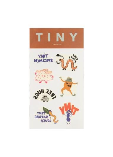 Tiny Explorers Tattoos
