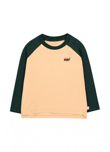 Tiny Ant Color Block Tee