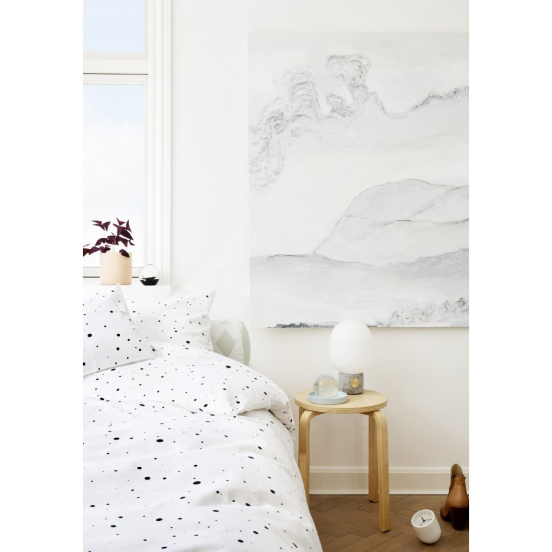 Duvet cover Dot junior or adult bedding by OYOY perfect for kids beds