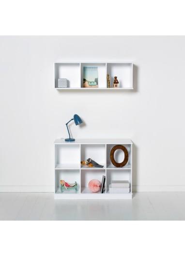 Estanteria 3x2 suelo de Oliver Furniture