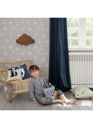Lámpara infantil Nube Roble Ferm Living