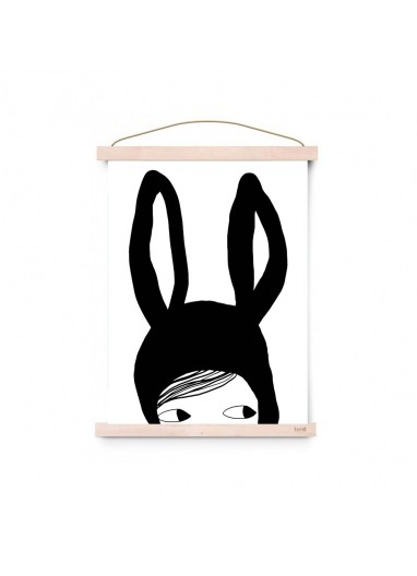 Lámina Bunny P